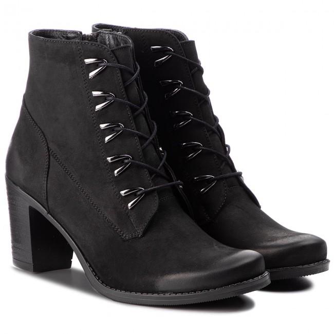 Botki Loretta Vitale 26111 Black N Botki Kozaki I Inne Damskie Eobuwie Pl Boots Dr Martens Boots Combat Boots