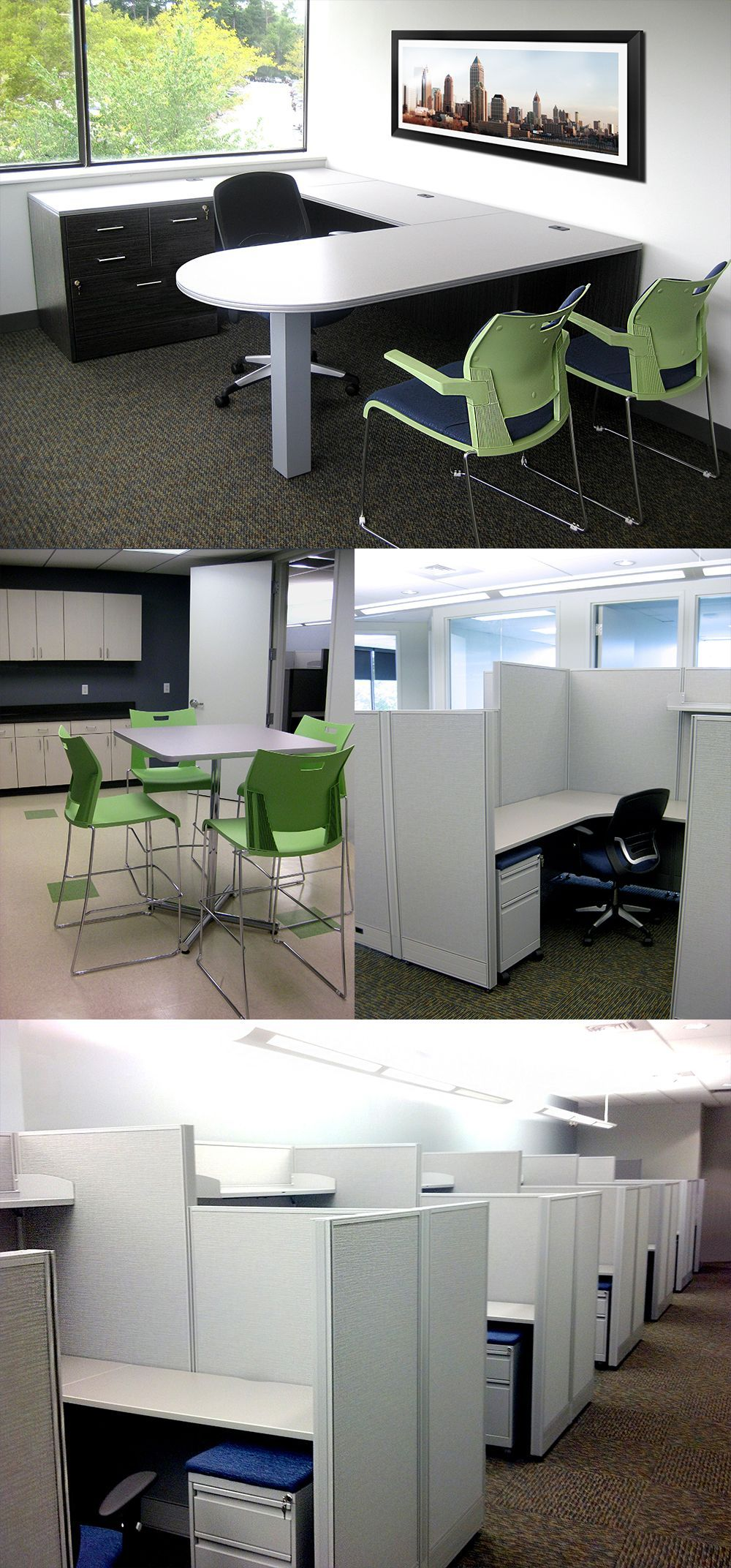 Office Room Design Software: A Software Engineering Company Was Moving To A Larger