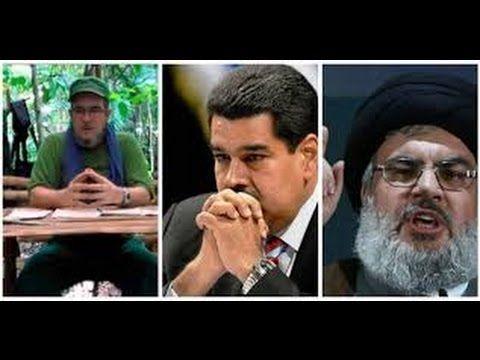 MADURO negoció con NASRALLAH el líder de Hezbollah la presencia de sus t...