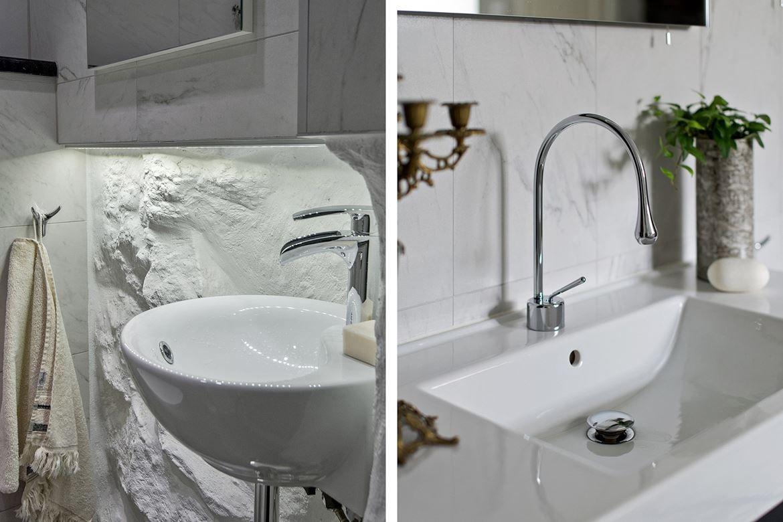 #styling #homestyling #bathroom #badrum Färdigt att flytta in – villa i Danderyd | Move2
