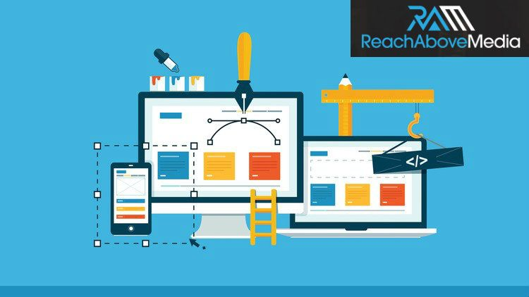 Expand Your Brand Reach By Design Your Website With Reach Above Media Who Is One Of The Reliable W Web Development Course Web Development Learn Web Development