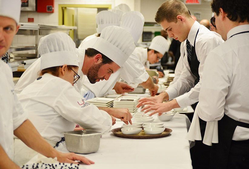 Prep Chef Sample Resume Extraordinary Renowned Chefs Tell You The Best Places To Learn Cooking's Finer .