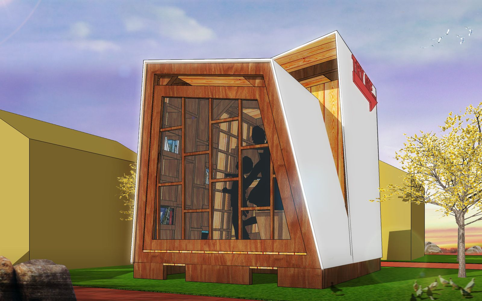 #architecture #playhouse Check our Portfolio : http://indoarsia.wix.com/architecture