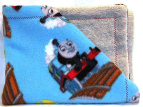 Hey, I found this really awesome Etsy listing at https://www.etsy.com/listing/228413486/thomas-the-train-fleece-snuggie-baby