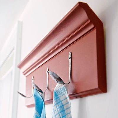 10 Uses for Old Flatware   Salvage Style   Home, DIY ...