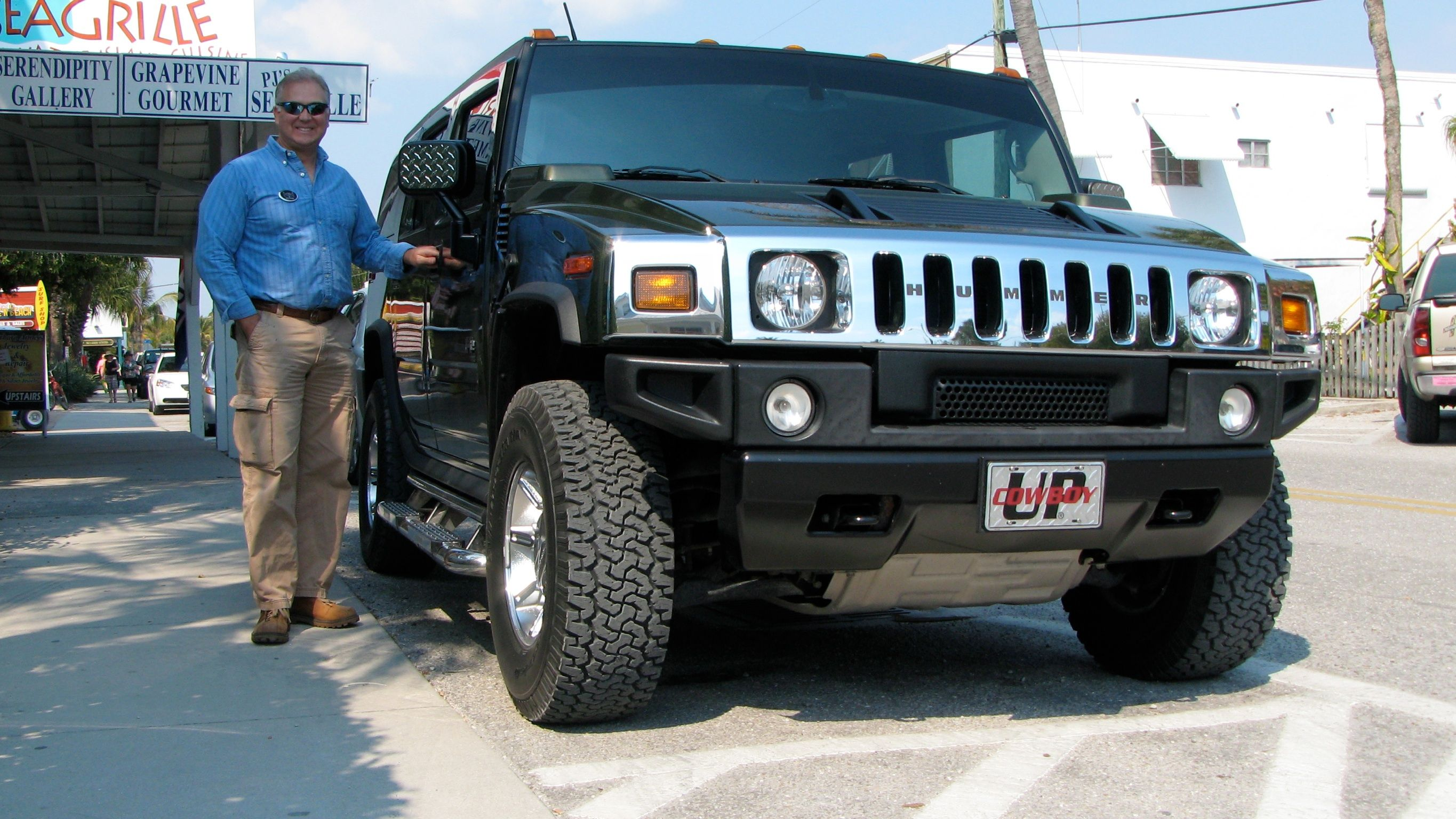 Recorded This Hummer H2 For Transformers War For Cybertron Video