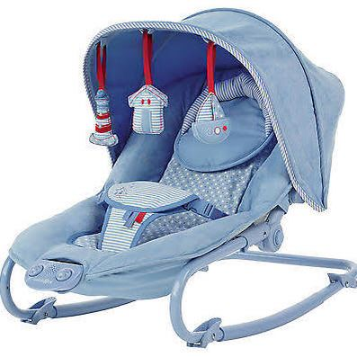 Nautical Baby Bouncer Bambino Pinterest Baby Baby Rocker And