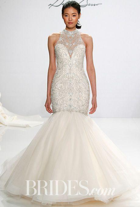 Dennis Basso for Kleinfeld - Fall 2017 | Kleinfeld wedding dresses ...