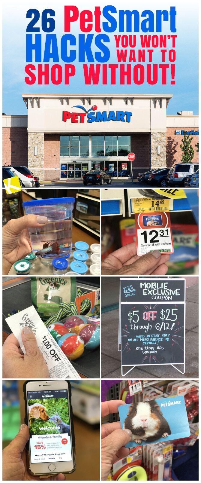 26 Petsmart Hacks You Won T Want To Shop Without Shopping Hacks Petsmart Money Saving Techniques