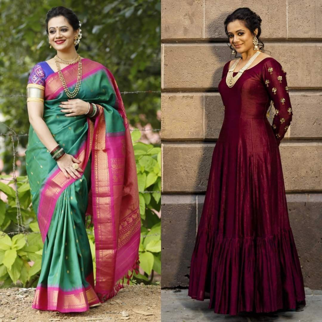 Pin By Sunny On Marathi Katta In 2020 Fashion Saree Sari