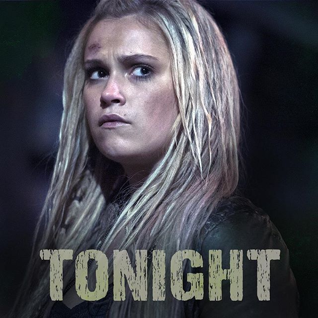 Clarke sets out find the next rightful Commander TONIGHT on a new episode of #The100 at 9/8c.