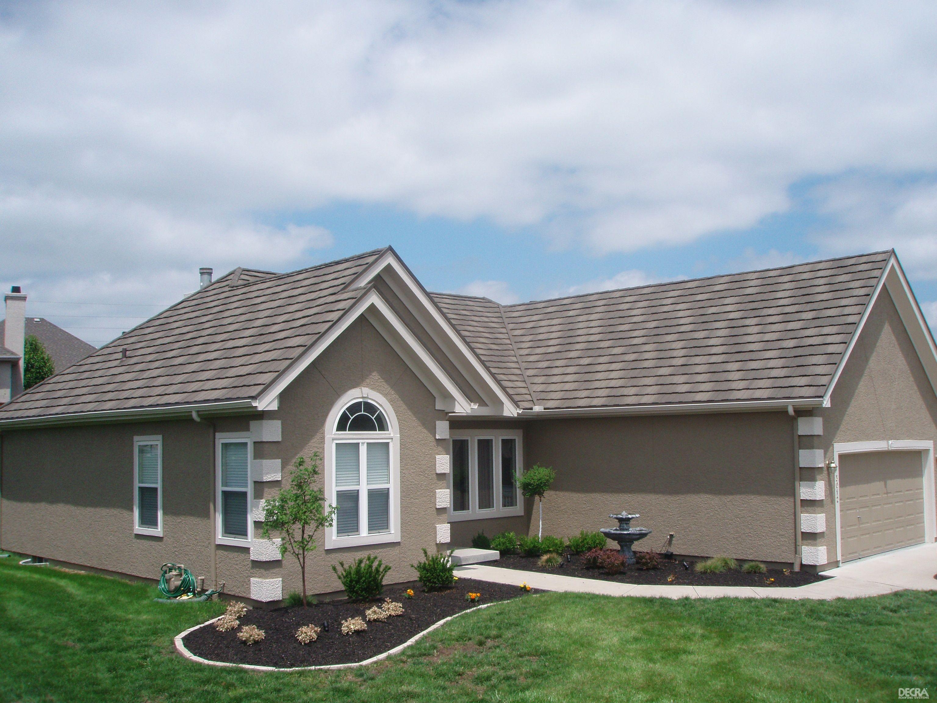 Decra Pinnacle Grey Theroofagency Com 817 722 5866 Decra Roofing Roofing Systems