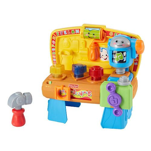 Peachy Fisher Price Laugh Learn Learning Workbench Toysrus Inzonedesignstudio Interior Chair Design Inzonedesignstudiocom