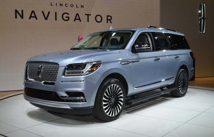 Lincoln Suv 2018 >> 2018 Lincoln Navigator Luxurious Suv Redesign And