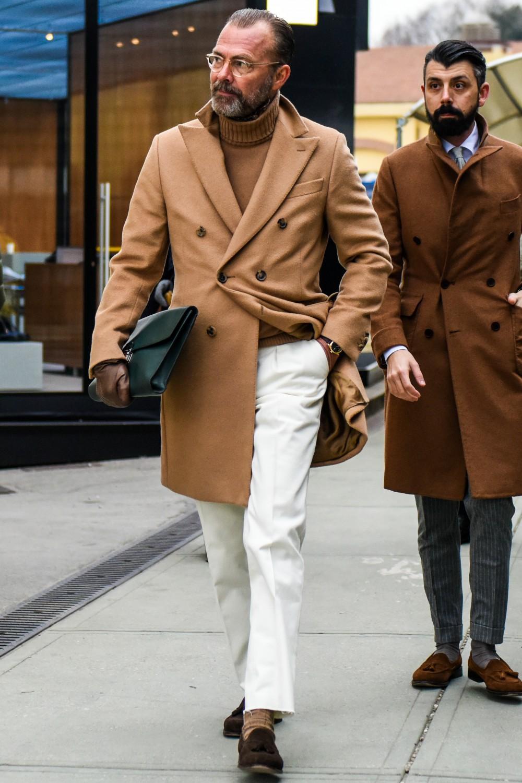メンズが押さえておくべきコートの種類を着こなし例とともに紹介!
