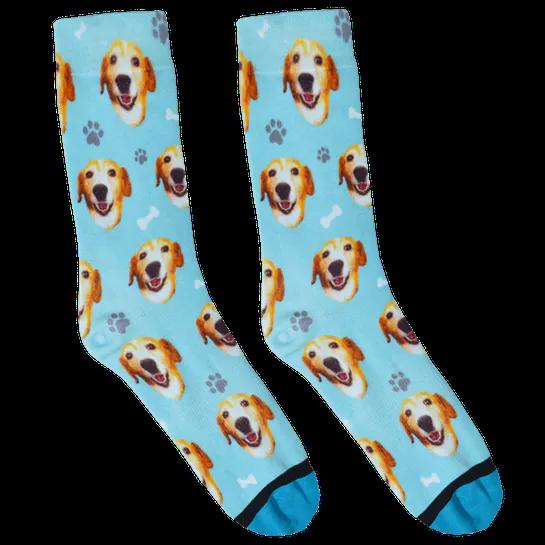 DivvyUp The Custom Sock Company Dog socks, Custom