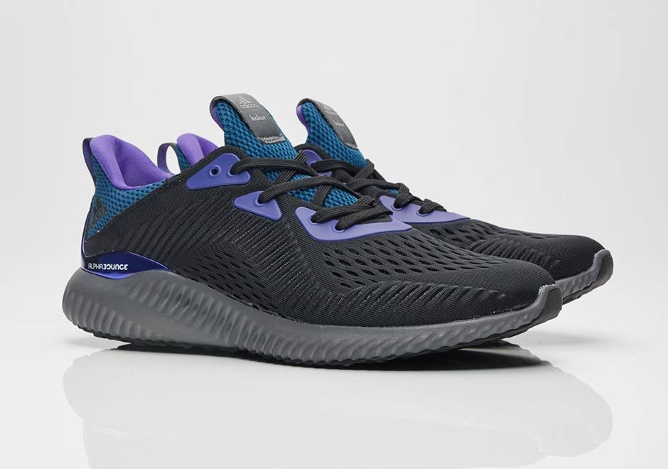 b27be2ee6686c Kolor x adidas alphaBOUNCE Black