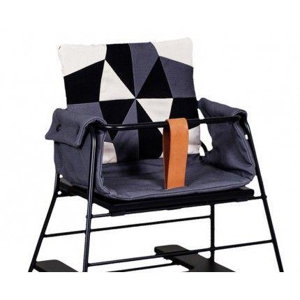 BudtzBendix Tower Chair Cushion Grey/White/Black