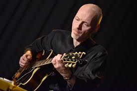 Gitarrist Jan Bierther