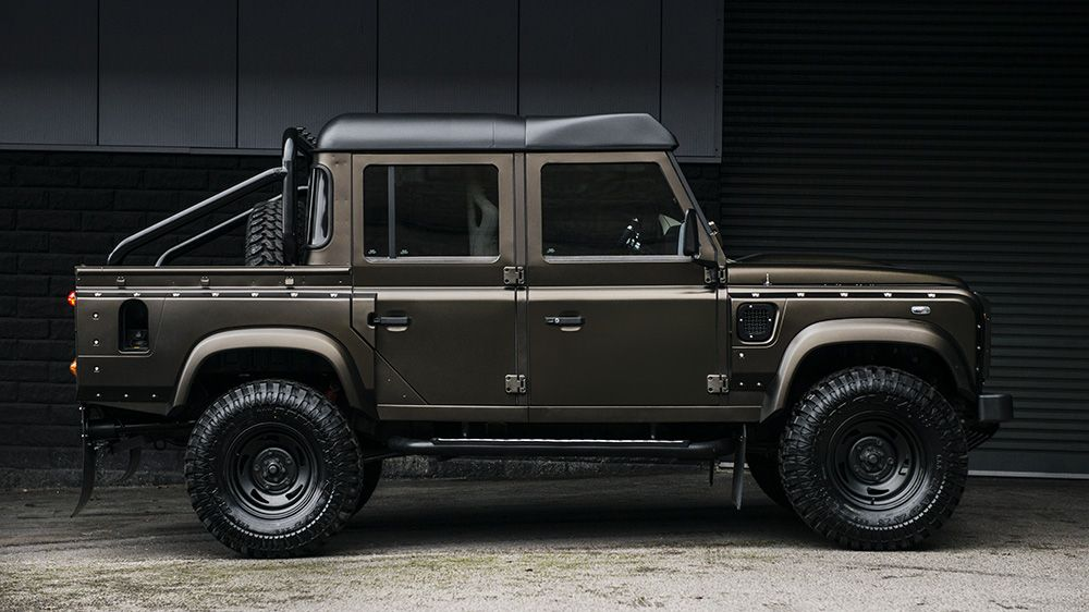 Defender 2 2 Tdci 110 Double Cab Pick Up Chelsea Wide Track Buy