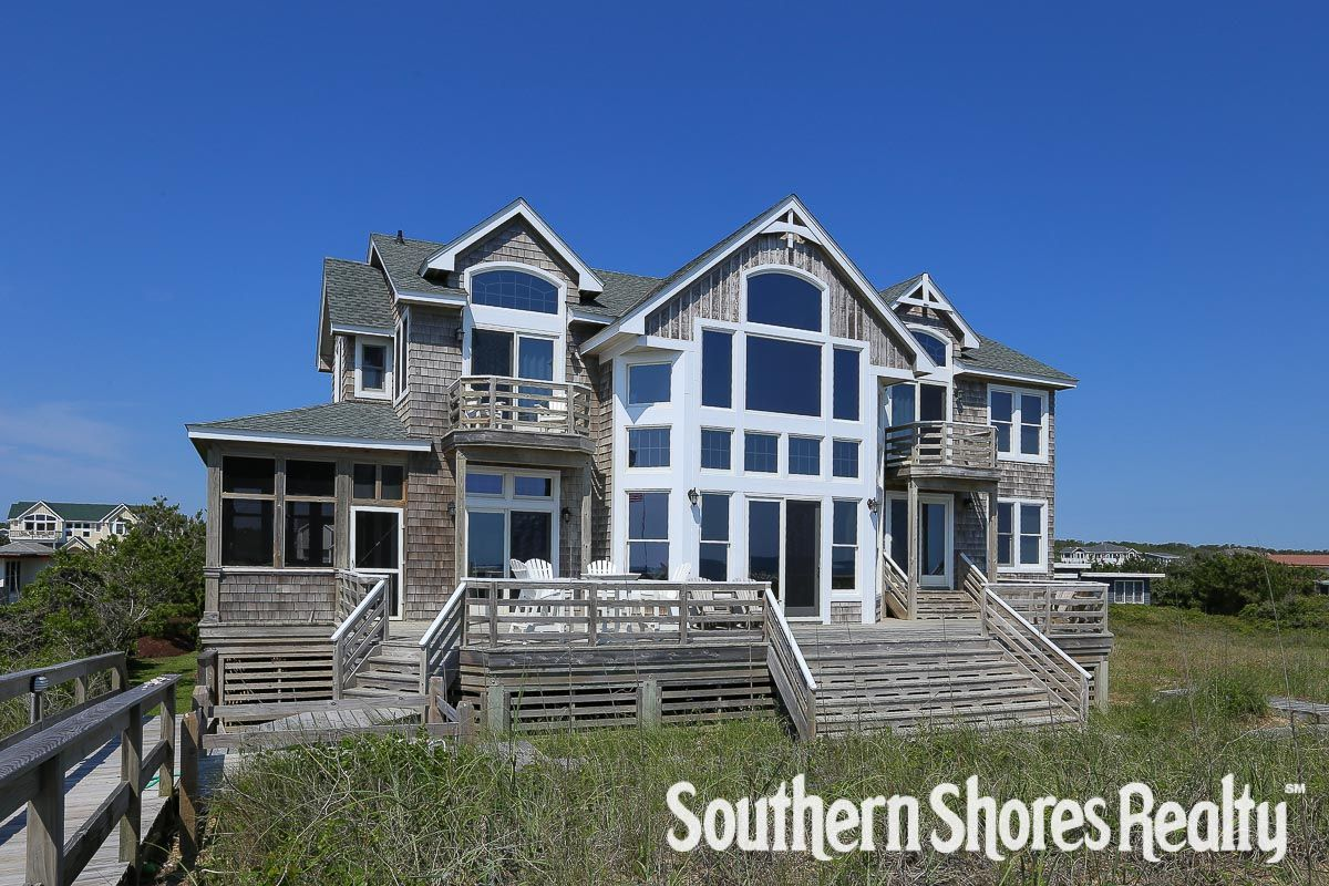 The Michie Cottage Southern Ss Realty Outer Banks Als Beach Houses