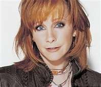 Reba McEntire~ She's one of my very favorite singers of all time!!!!!!!