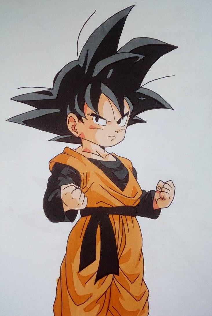 Son Goten by Daisuke-Dragneel | Dragon ball art, Dragon ball artwork, Dragon ball z
