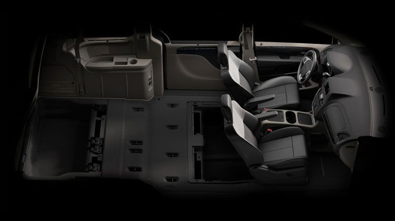 2015 Chrysler Town And Country Interior Configurations 1