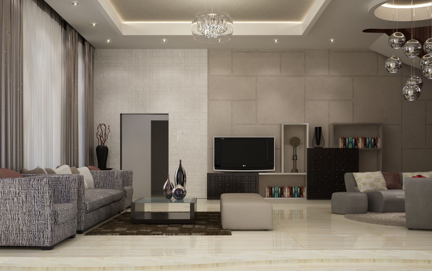 There Is A Variety Of Interior Design Ideas For Living Room In Mumbai Navi