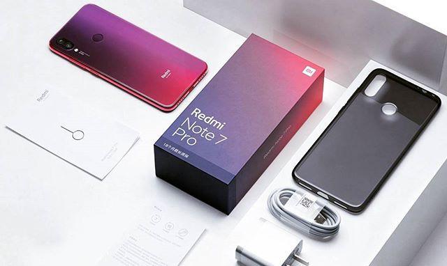 Xiaomi Redmi Note 7 Pro Celulares Acessorios Celular