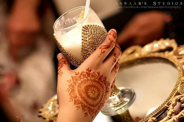 Mehndi Party Trays : Doodh pelaye rasams mehndi wedding events and