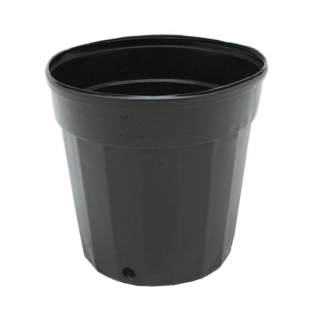 Plastic Nursery Pots 7 57 L 20 Pack Vhpp200 The Home Depot