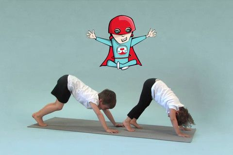 Super Stretch Yoga (0.00) Move, play and breathe as Super