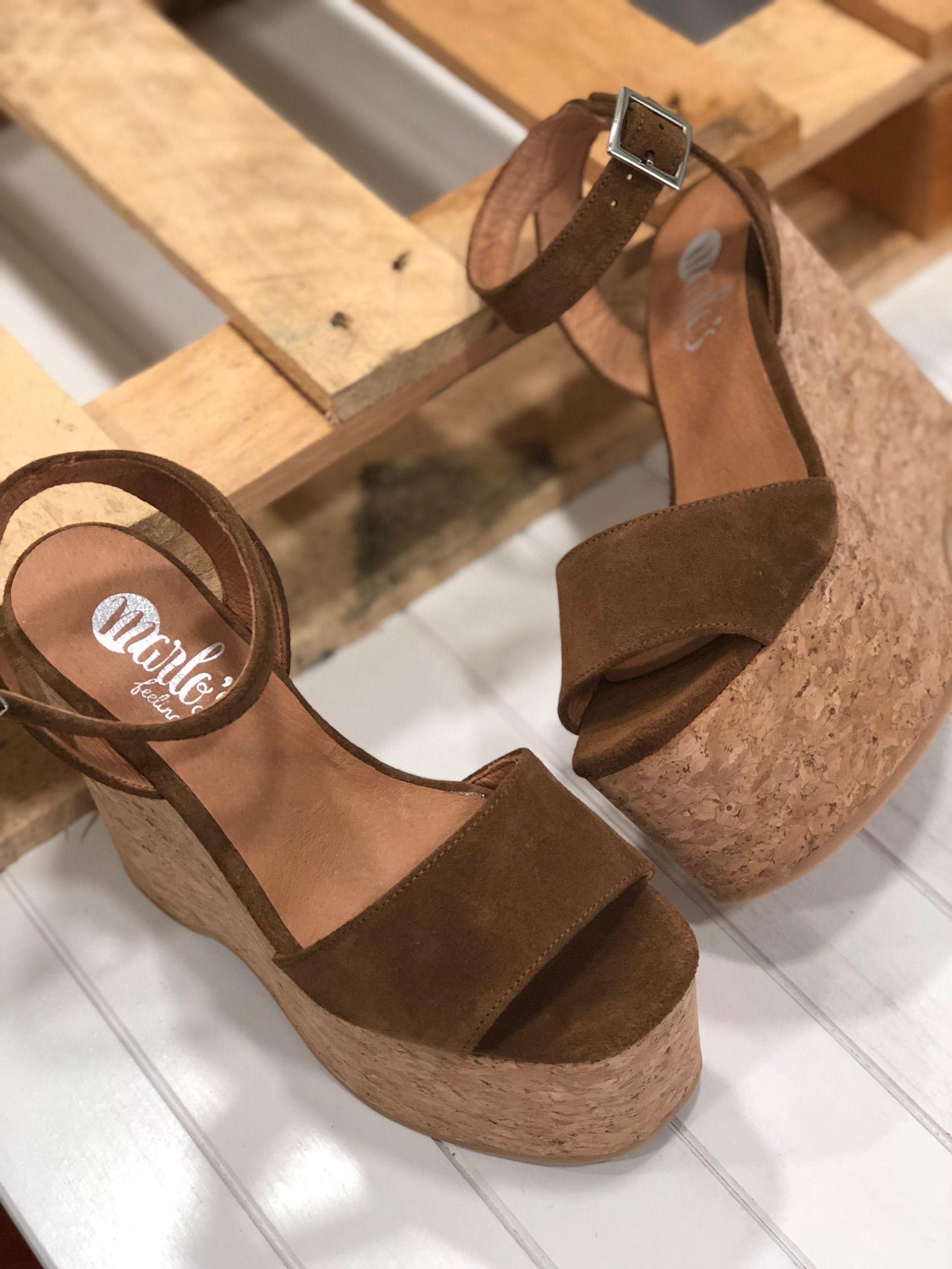 Marlos Feelings MaiteZapatos Y Sandalias Cork ShoesWedges 5LjAR34