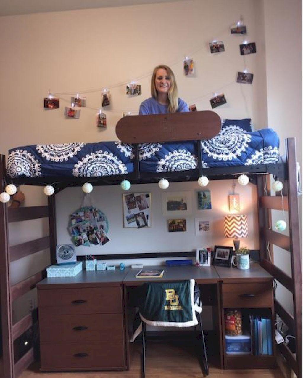 Stunning 75 Genius Dorm Room Organization Ideas