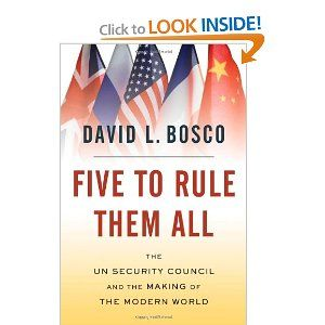 """A riveting read (""""What will the Soviet ambassador do next?!?"""") about the first six decades of the United Nations"""