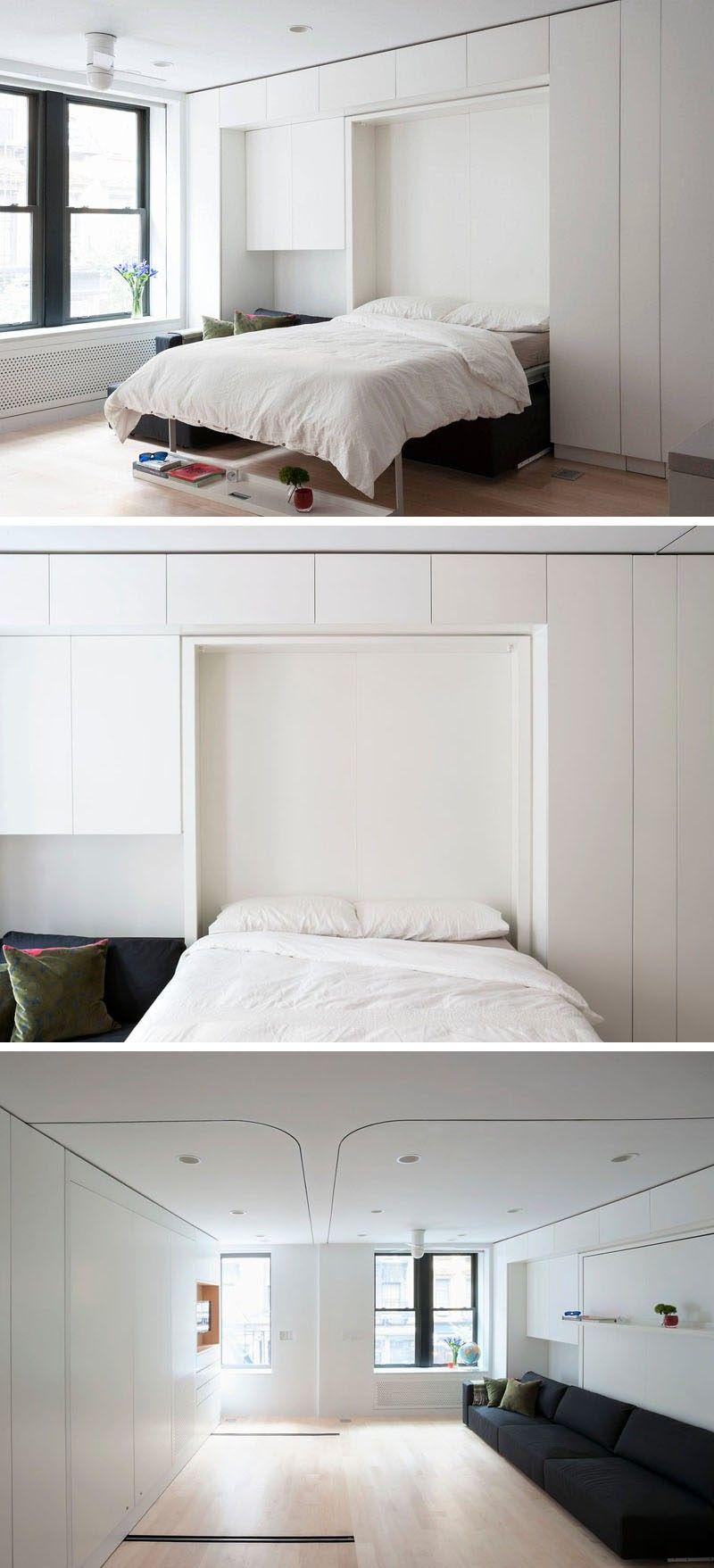 Schlafzimmer Design Ideen 8 Möglichkeiten, Erstellen Die Ultimative  Surround Mit Bettkästen / / Store Ihr Bett, Wenn Sie Auf Raum Wirklich  Dicht Sind Ein ...