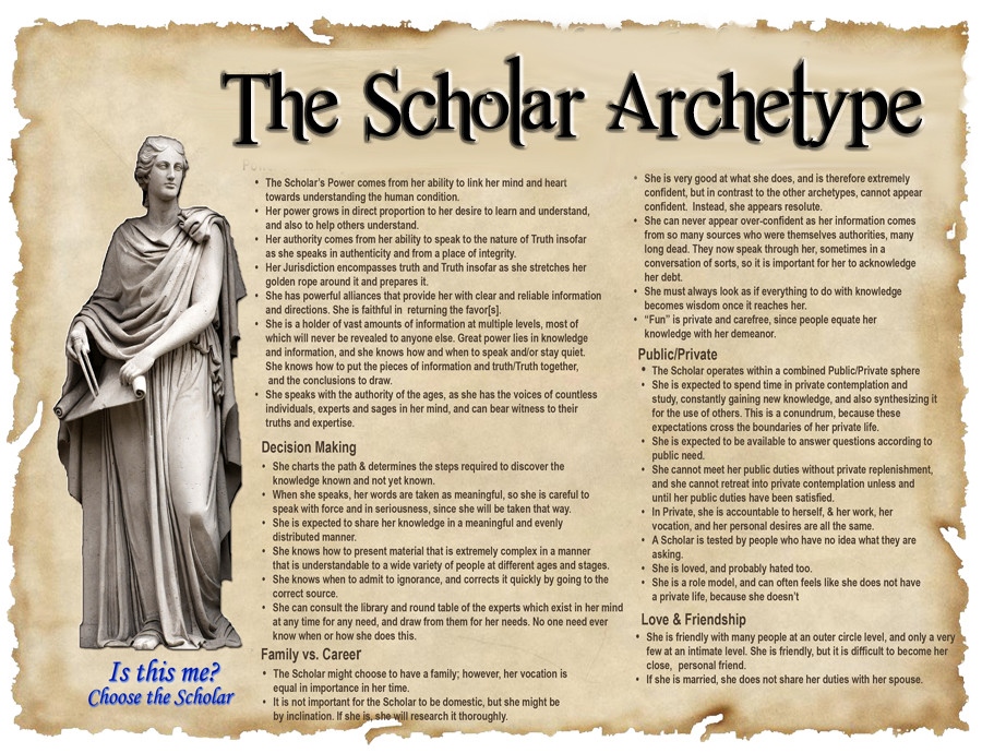 archetype essay Essay 4 archetypes at least one or more archetypes that helps society function by allowing people to instinctually categorize others and that is important to.