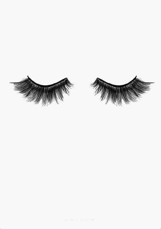 Eyelash Make Up Png Transparent Clipart Image And Psd File For