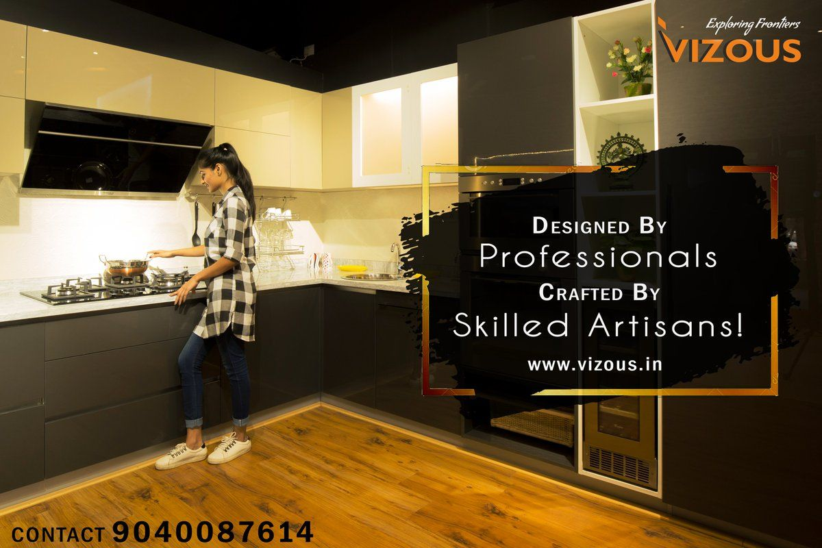 We build your dream not just a kitchen❤️!! So are you ready to see the new look of your kitchen🤔?  Order your dream design & modular kitchen only at Vizous Interio Private Limited☑️.  Visit us: IRC Village, Nayapali, Bhubaneswar For more: www.vizous.in Contact us: 📞9040087614  #interior #homedecor #kitcheninterior #dreamkitchen #dreamhome #homesweethome #kitchen #kitchenvibes #modernkitchen #modularkitchen #bestinteriordesigner #luxurydesign #visitus #ordertoday #bhubaneswar #vizous