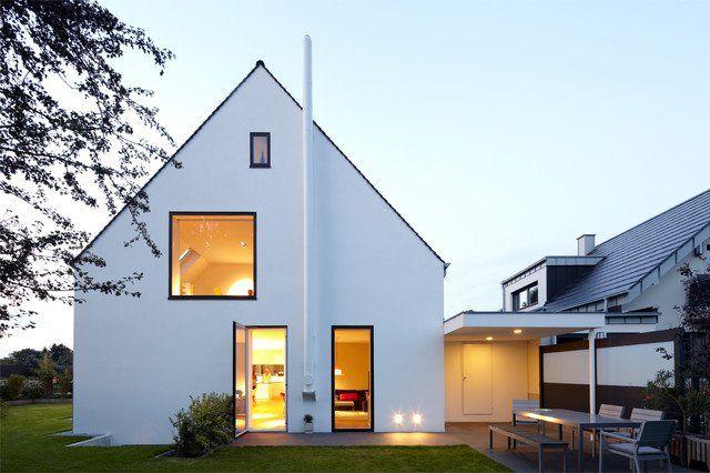 House · 20 Exceptional Scandinavian Exterior Designs ... Idea