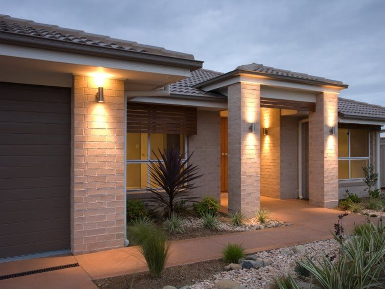 Exterior Home Lighting Ideas - Home Decoration