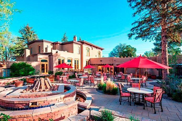 Dog Friendly Restaurants In Santa Fe Nm New Mexico 2017