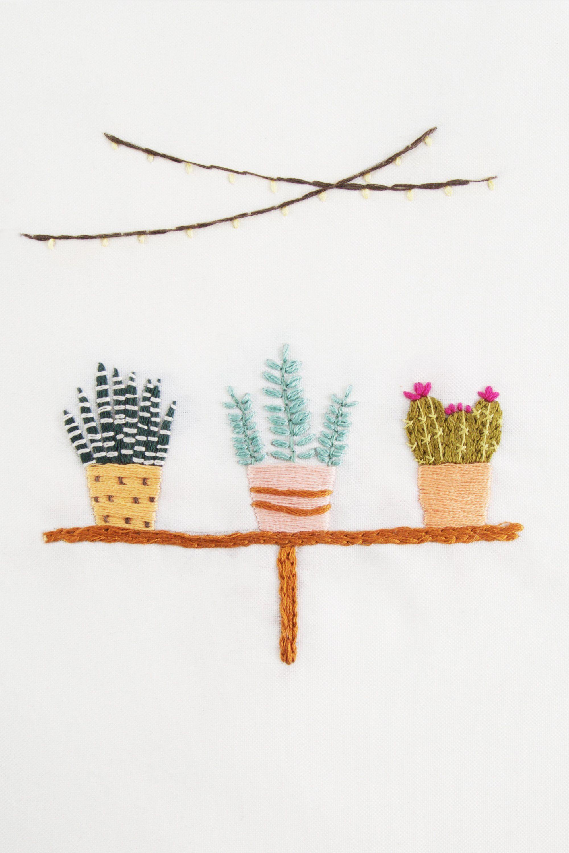 Baobap dentro del invernadero - diseño | Bordado | Pinterest ...