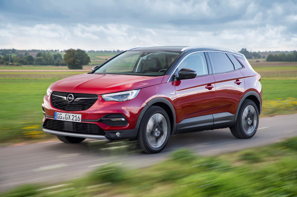 Opel Grandland X Hybrid 2020 2020 Car Reviews