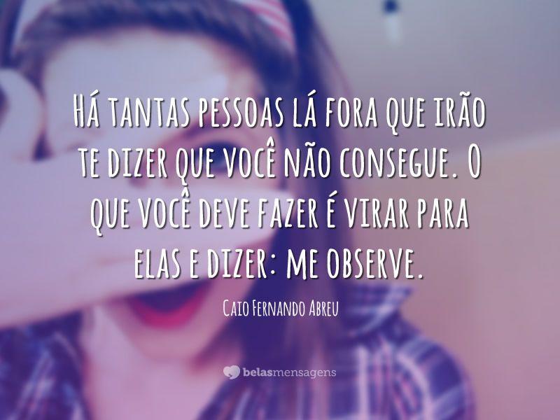 Conhecido CAIO FERNANDO ABREU!!! :) | frases | Pinterest | Caio fernando  OZ23