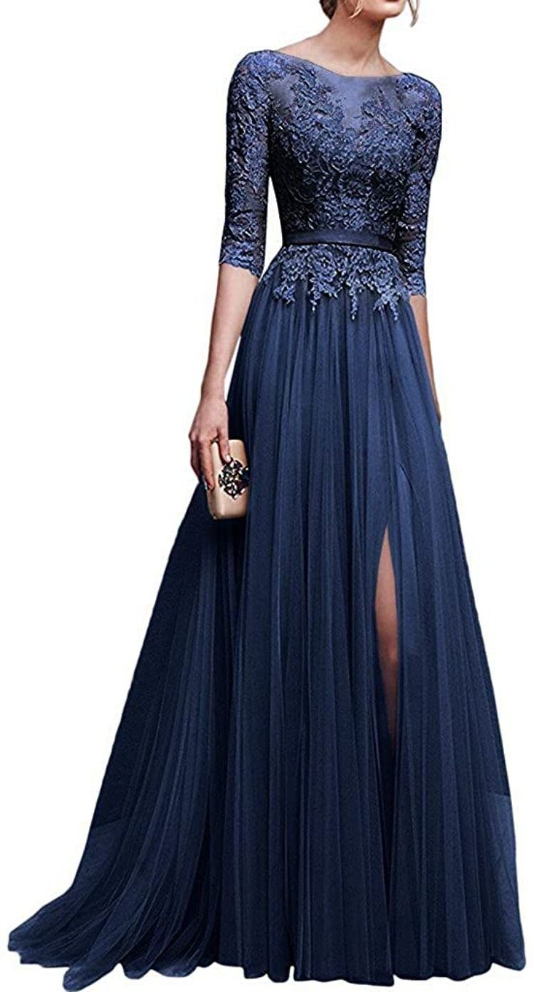 Kleid für Brautmutter in 17  Lange kleider, Ballkleid