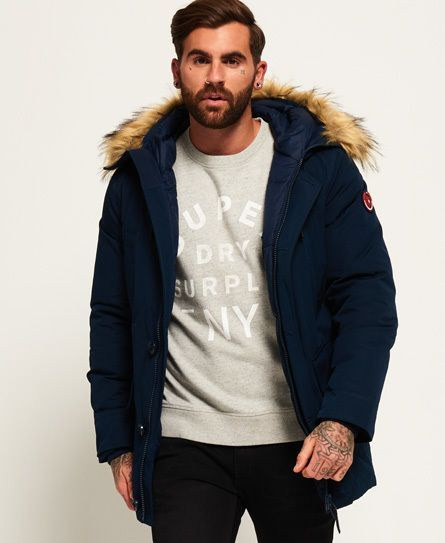 03ca17e3f41 Superdry Rookie Down Parka Jacket | Products