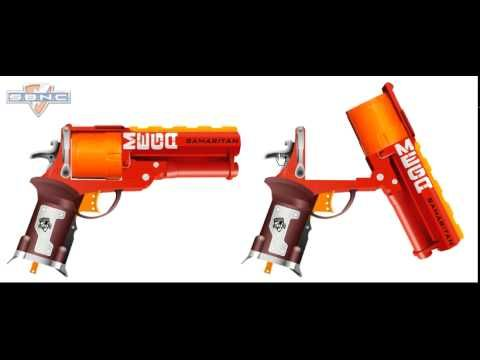 New Nerf Guns? The Executioner And The Samaritan