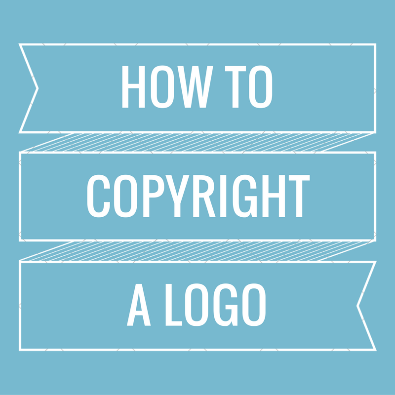 tips on how to copyright your logo design in your own